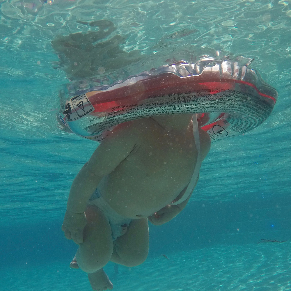 Babyswimmer - Rot