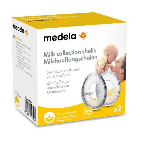 Milchauffangschalen - Medela