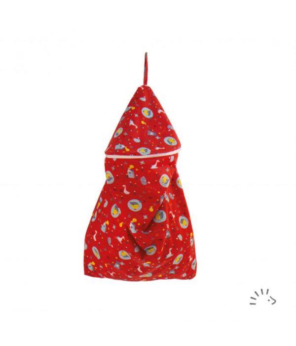 Windelsack (XL) - Birdy Red - PoPoLiNi