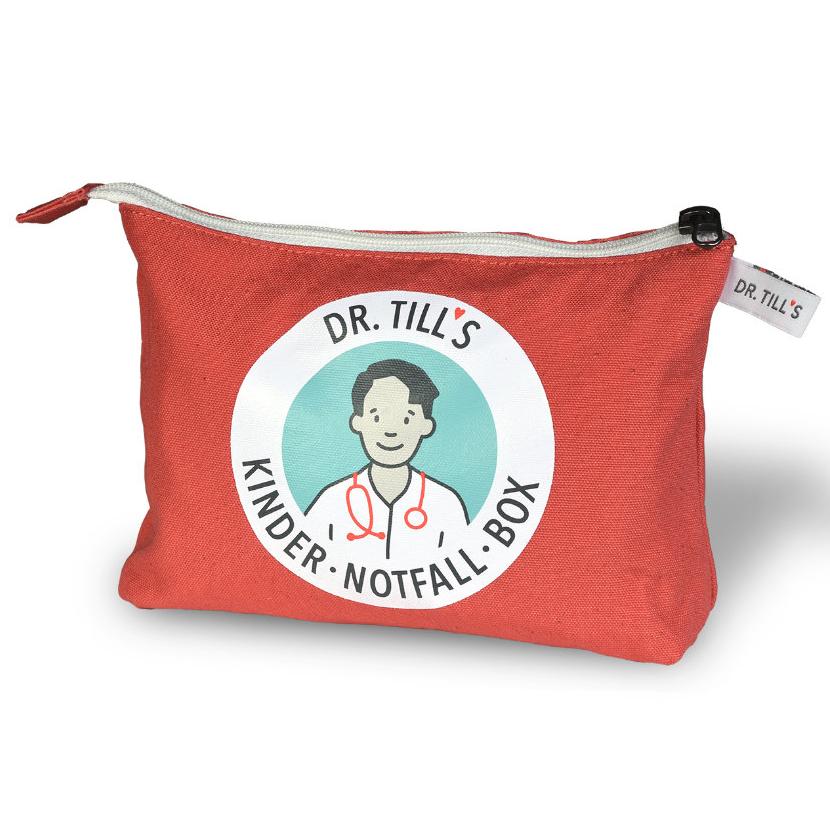 Dr. Tills Kindernotfallbox - Tasche