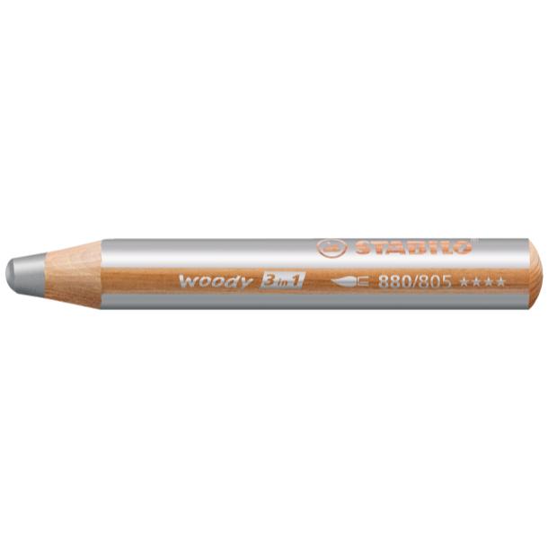 Woody Stift Silber - Stabilo