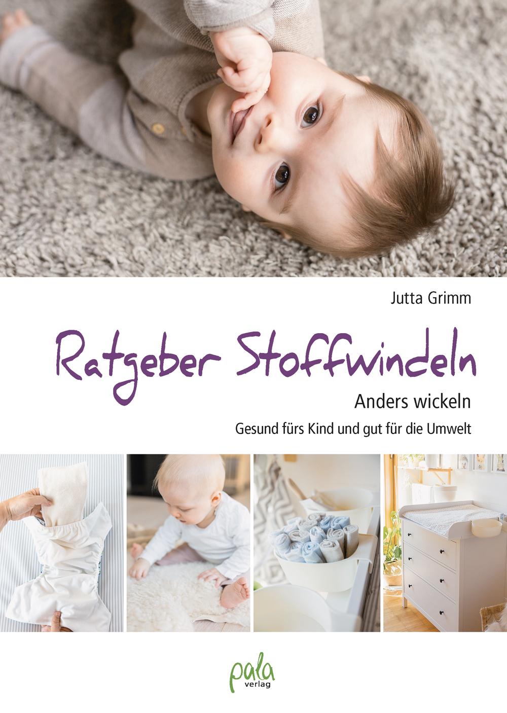 Ratgeber Stoffwindeln - pala Verlag