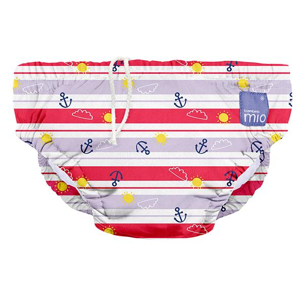 Swim Nappy Schwimmwindel Anchors Away - Bambino Mio