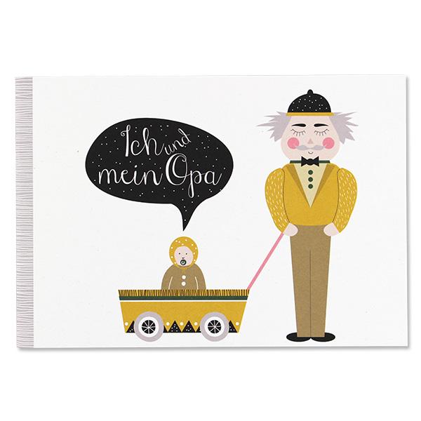 Geschenkbuch - Ich & mein Opa - Ava&Yves