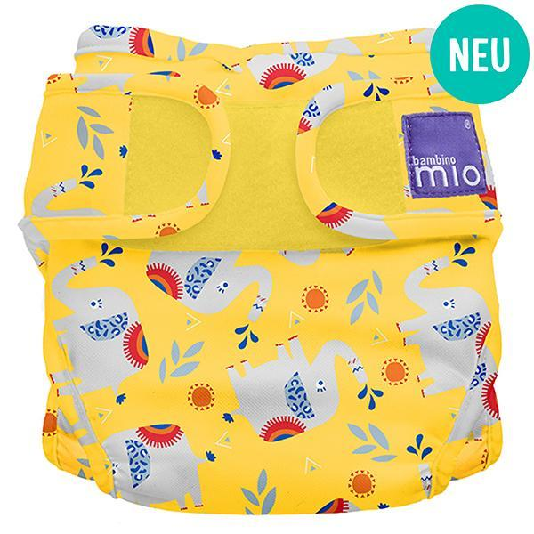 Miosoft Nappy Cover Windelüberhose Elephant Stomp - Bambino Mio