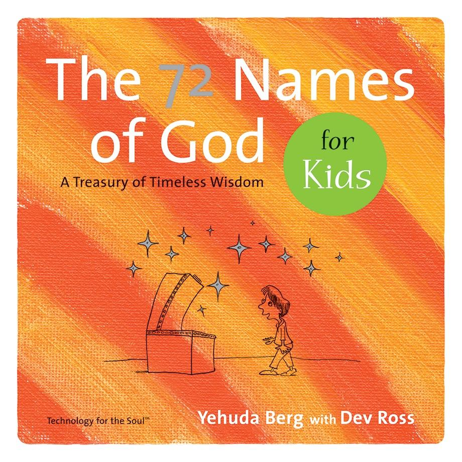72 Names of God for Kids