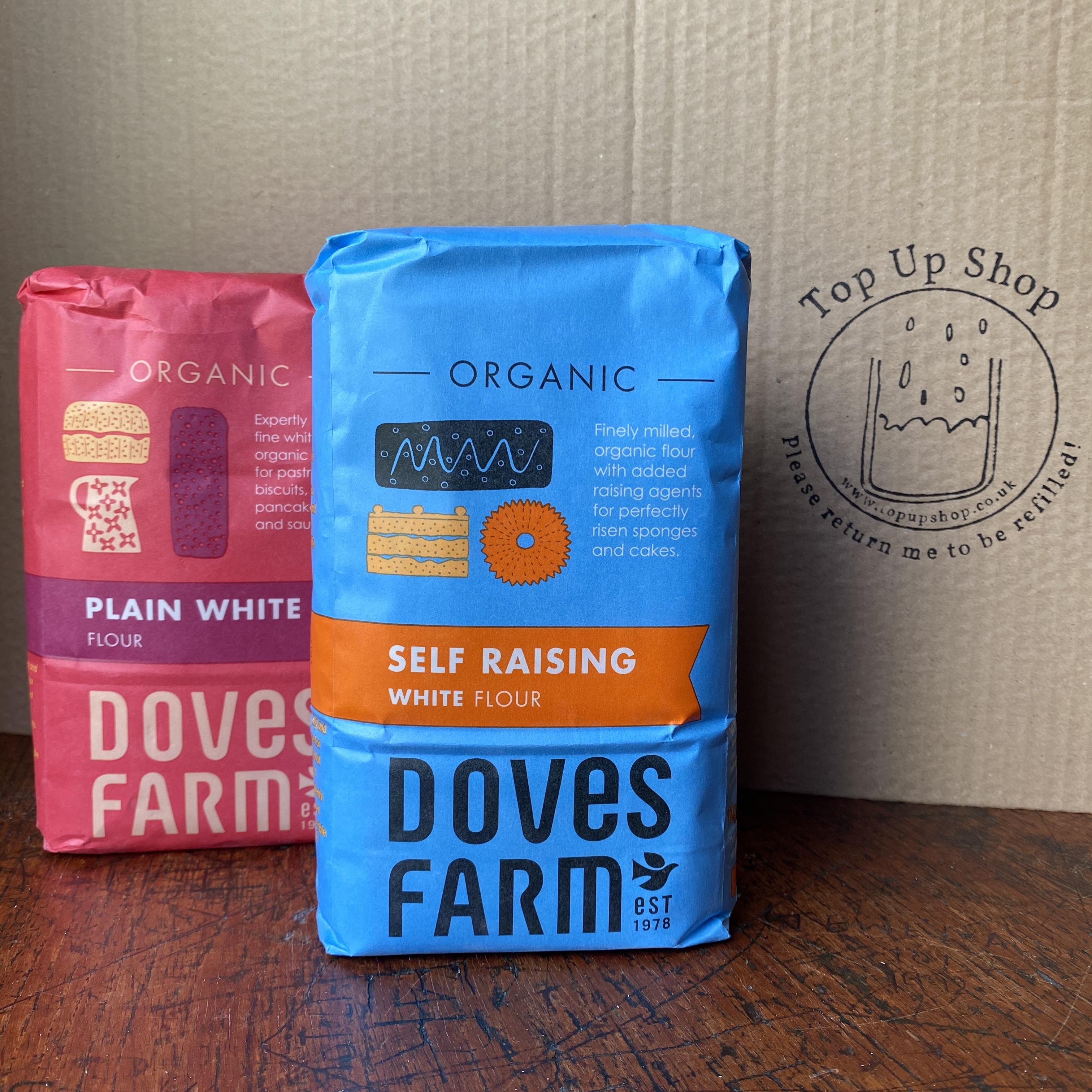 Doves Farm Flour 1kg Bag (Organic)