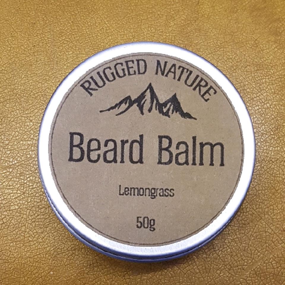 Beard Balm - lemongrass