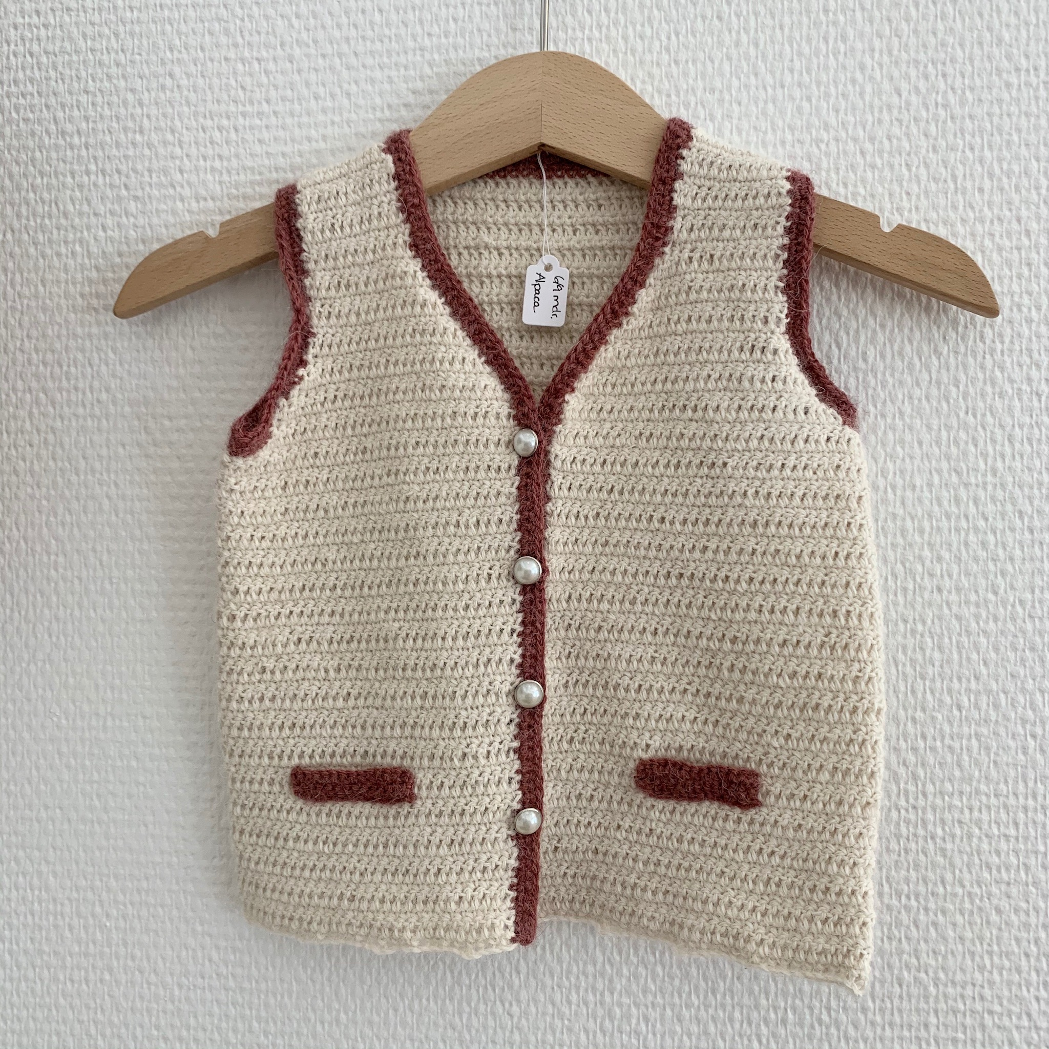 Heartthrob Vest -50%