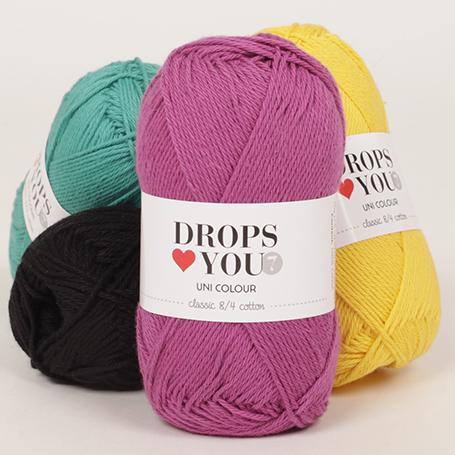 DROPS ♥ You #7