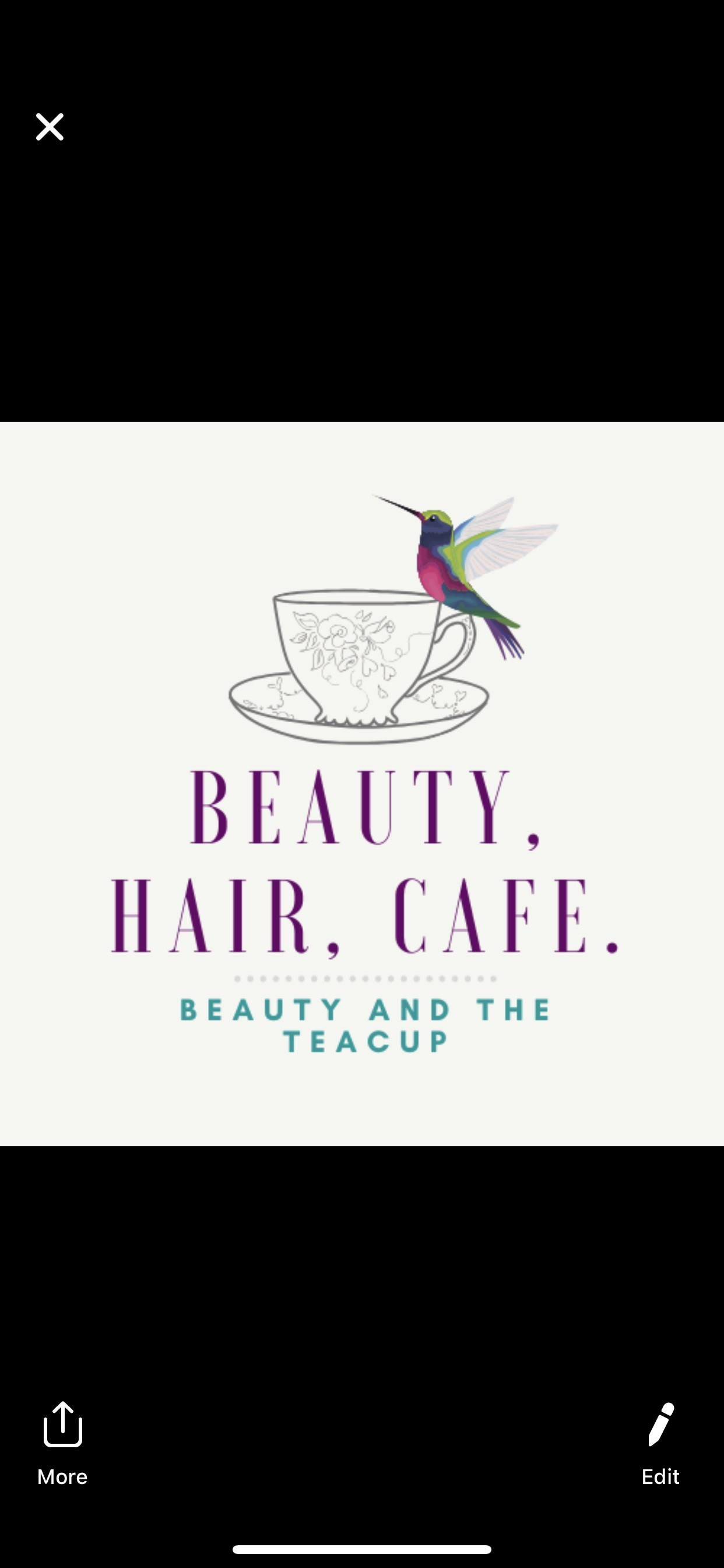 Beauty and the Teacup