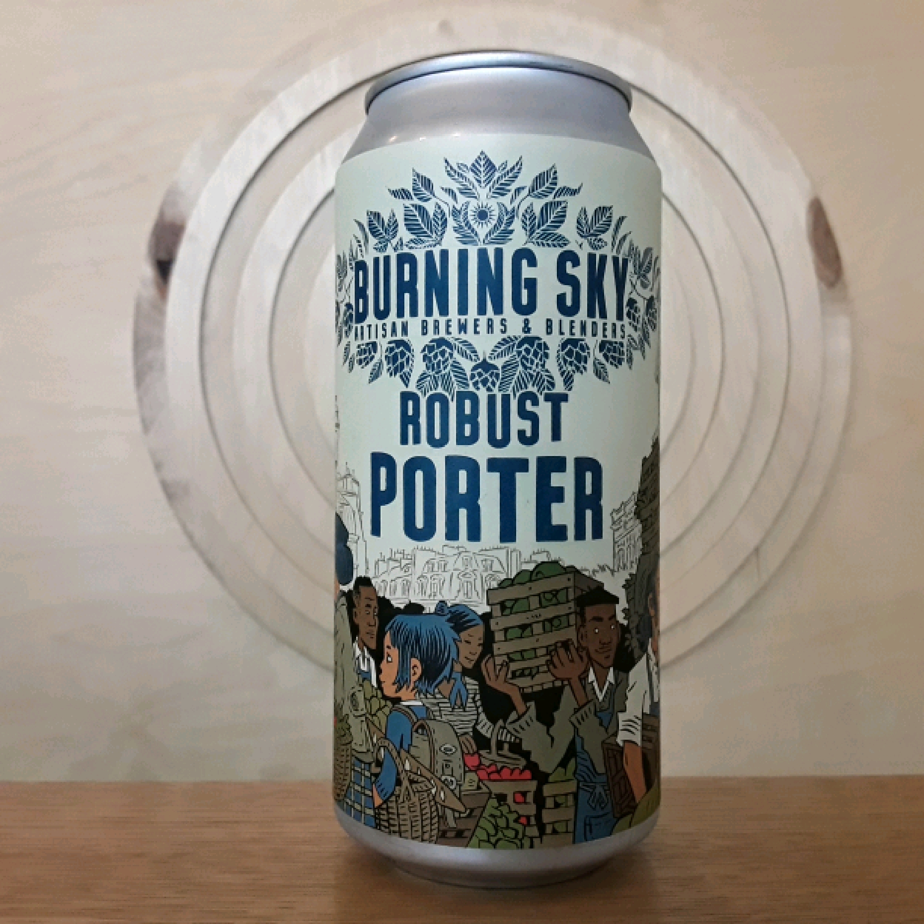 Burning Sky | Robust Porter | Porter