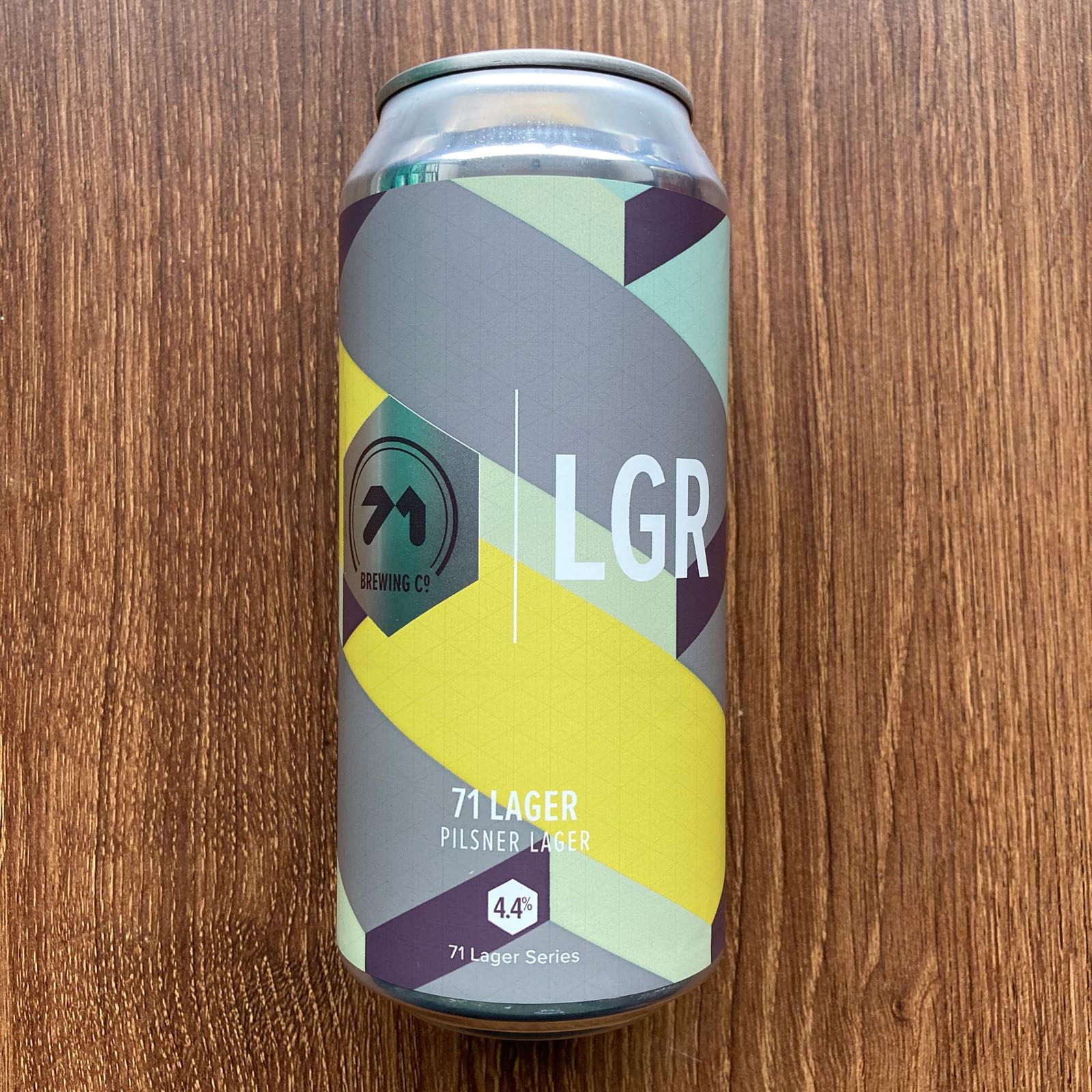 71 Brewing - 71 Lager