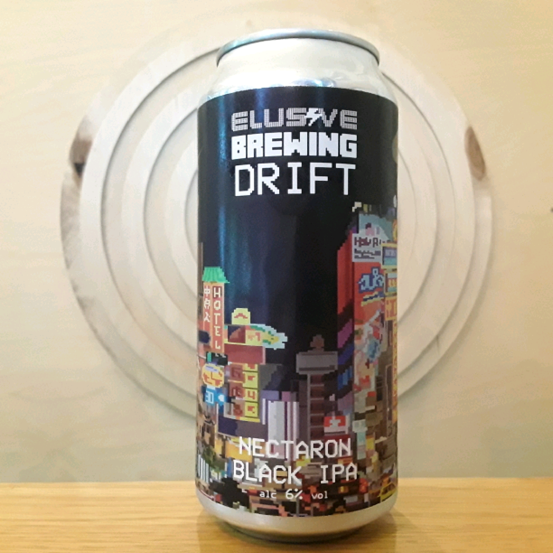 Elusive Brewing | Drift | Black IPA