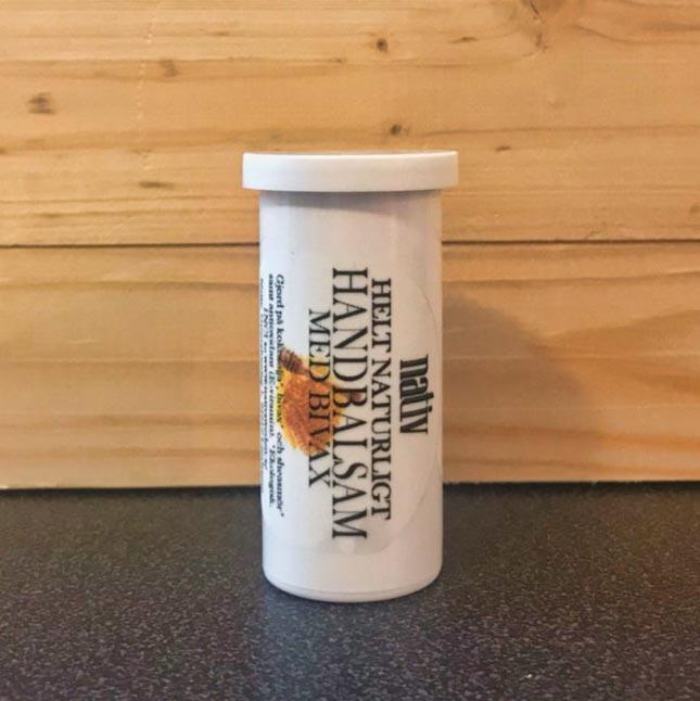 Helt naturlig handbalsam med bivax