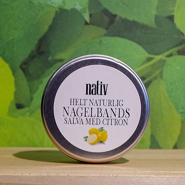 Helt naturlig nagelbandssalva