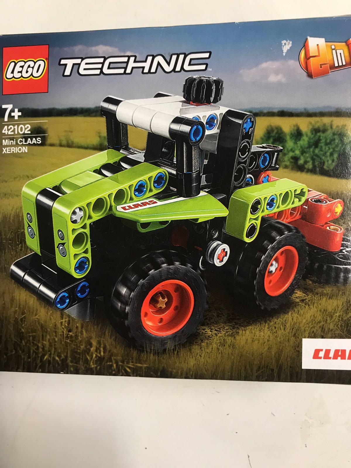 Lego Technic 7+