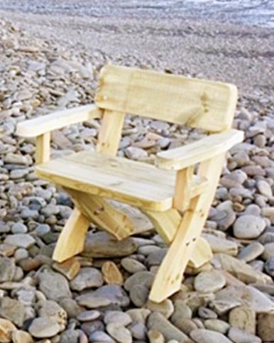 Deluxe Garden Chair