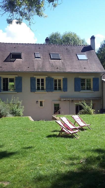 Villa de Vienne en Arthies