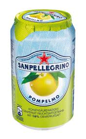 San Pellegrino Pompelmo (Grapefruit) ...