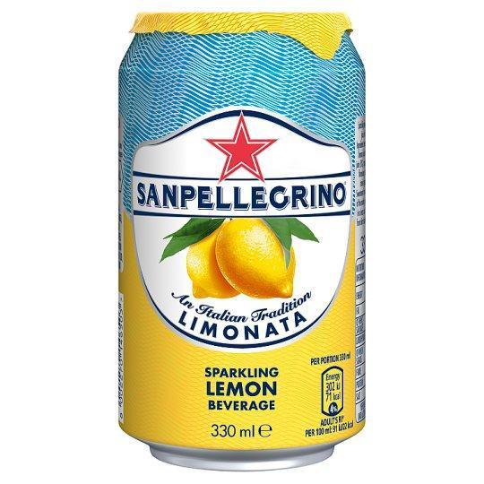San Pellegrino Limonata (Lemon)