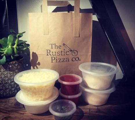 DIY Pizza Kit (4 Pizzas)