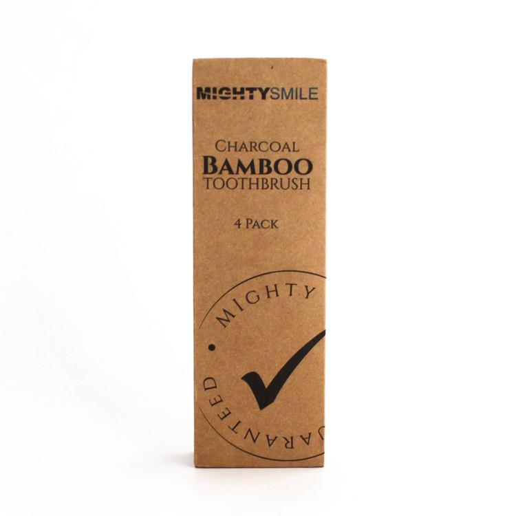 Mightysmile Bamboo tandborste