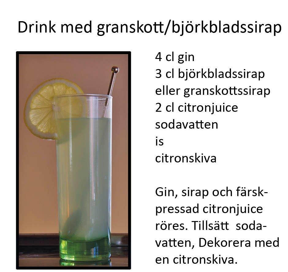 Björkbladssirap, 125 ml