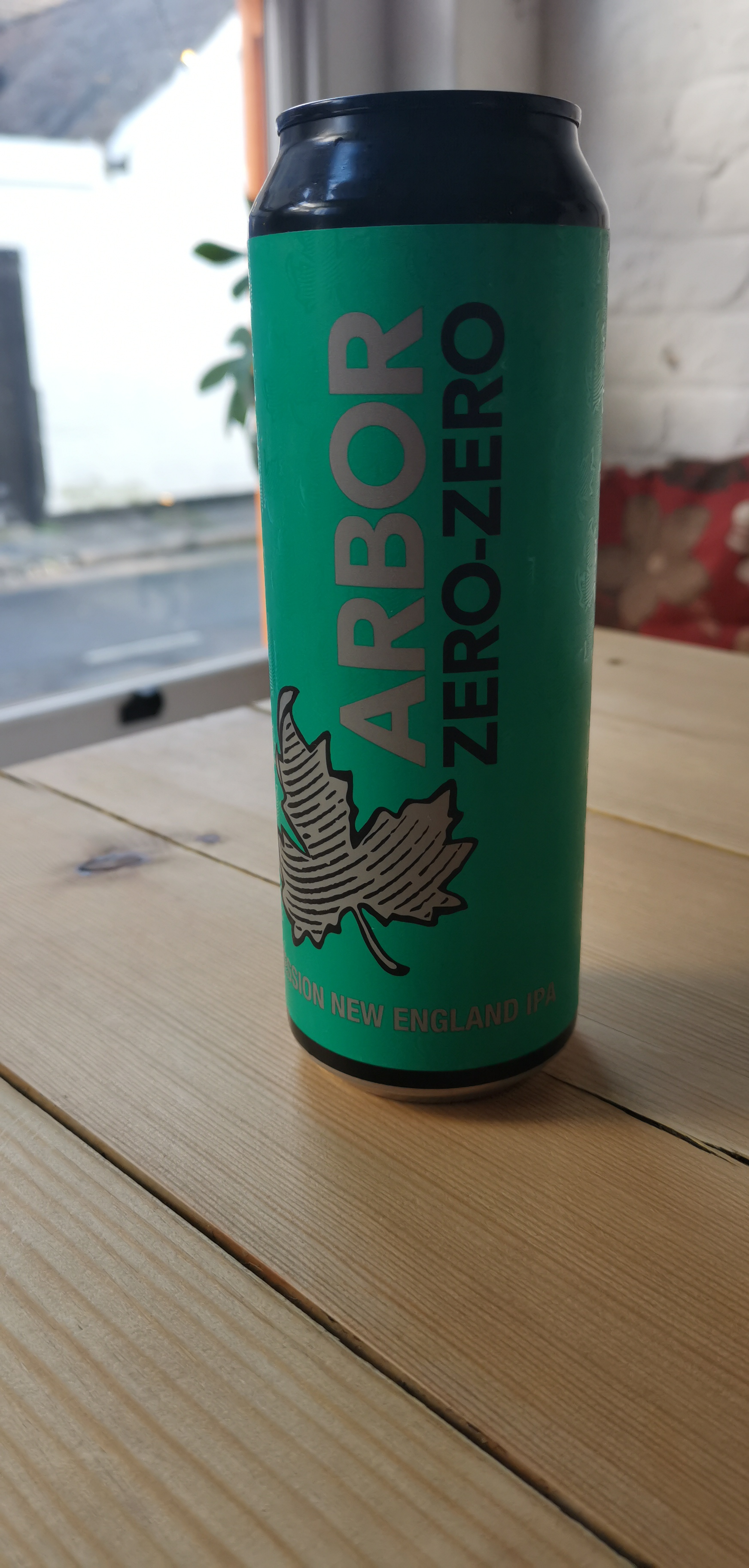Arbor Ales - Zero-Zero (4.3% Session IPA)