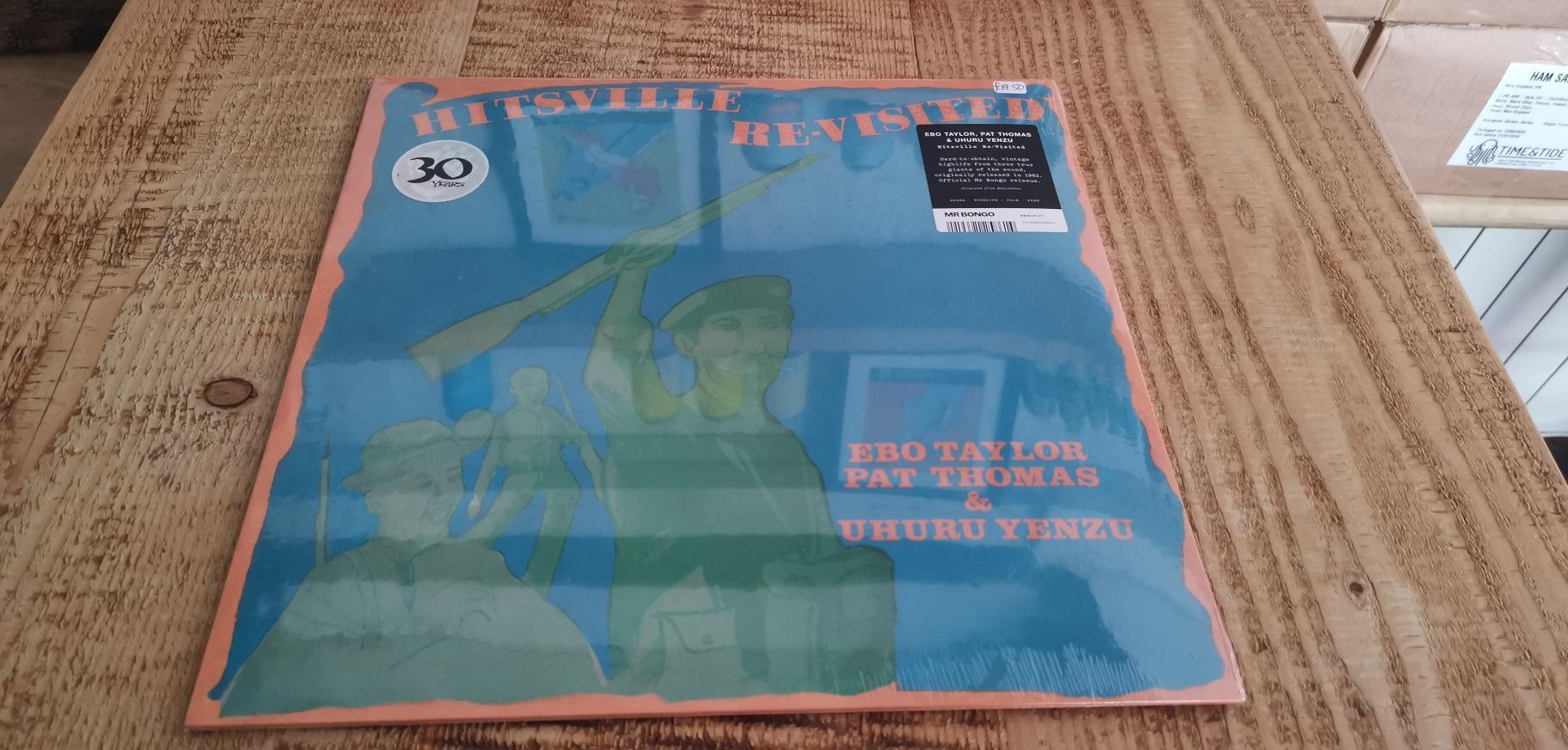 Ebo Taylor, Pat Thomas & Uhuru Yenzu - Hitsville Re-Visited (30th Anniversary)