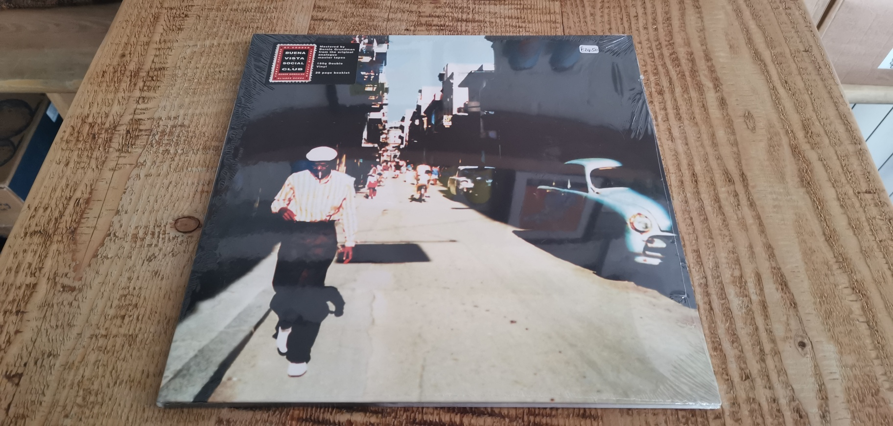Buena Vista Social Club - Buena Vista Social Club (180g Double Vinyl)