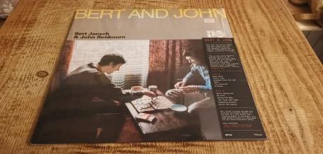 Bert and John - Bert Jansch & John Renbourn