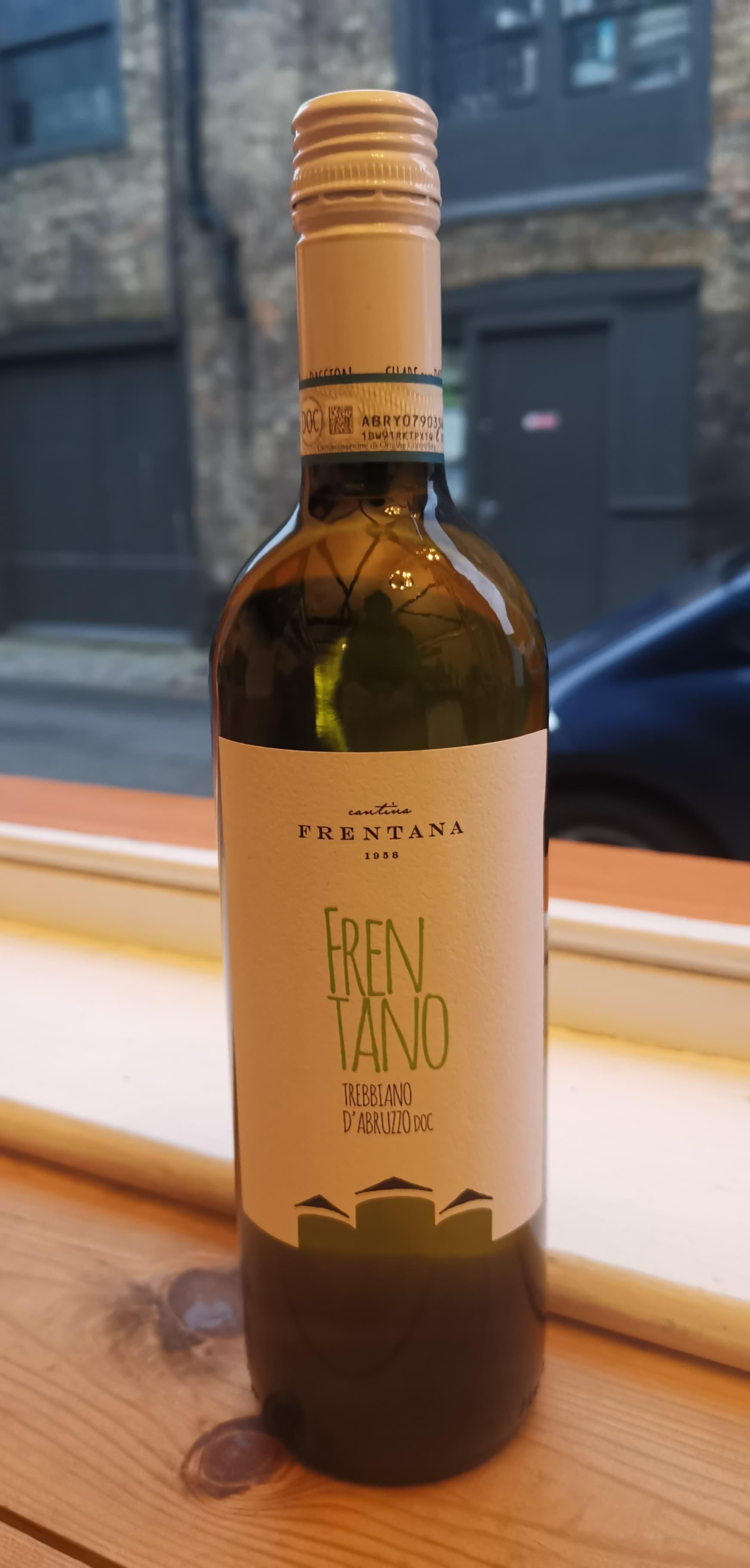 Frentano Trebbiano D'Abruzzo (12.5% Dry/Crisp) (Italy)