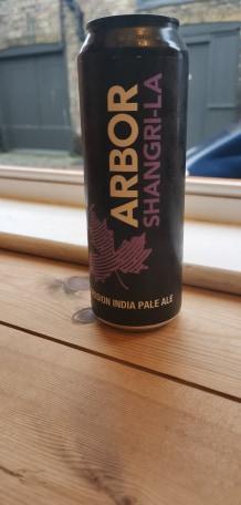 Arbor Ales - Shangri-La (4.2% Session IPA)