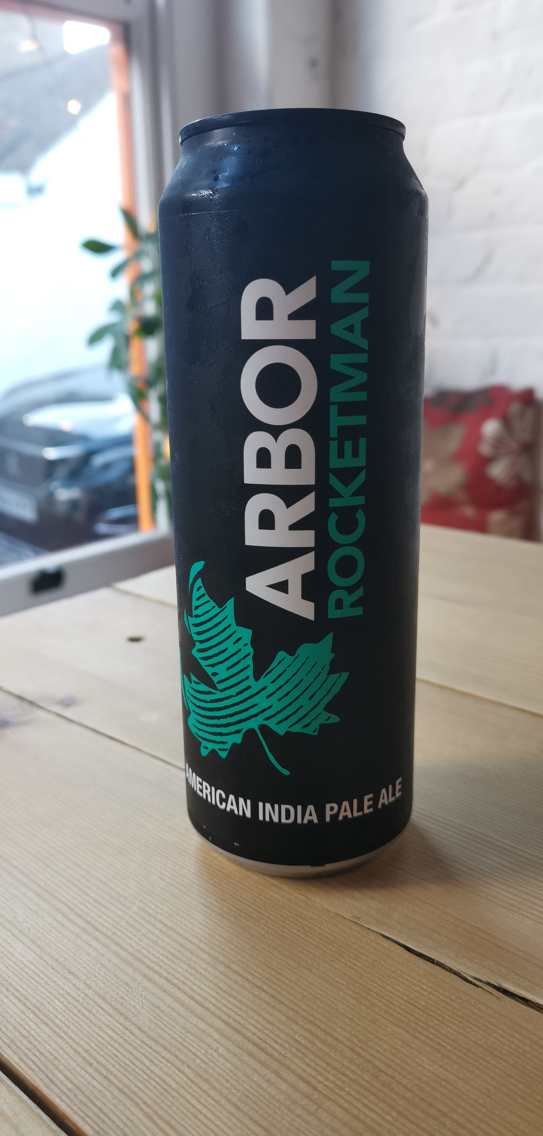 Arbor Ales - Rocketman (6.0% IPA)