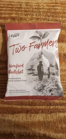 Two Farmers Crisps - Hereford Bullshot