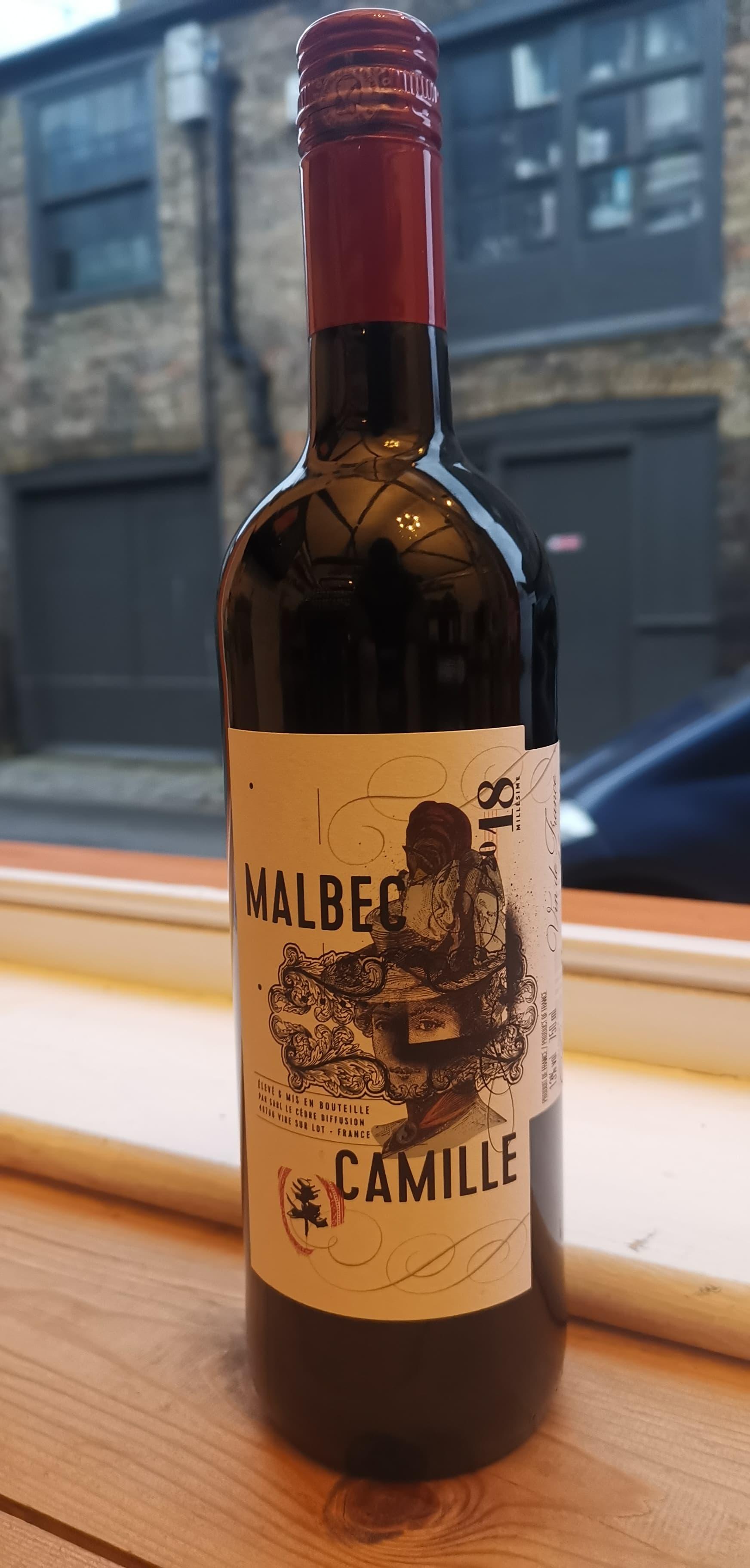 Malbec 'Camille' (13% Vin de France)