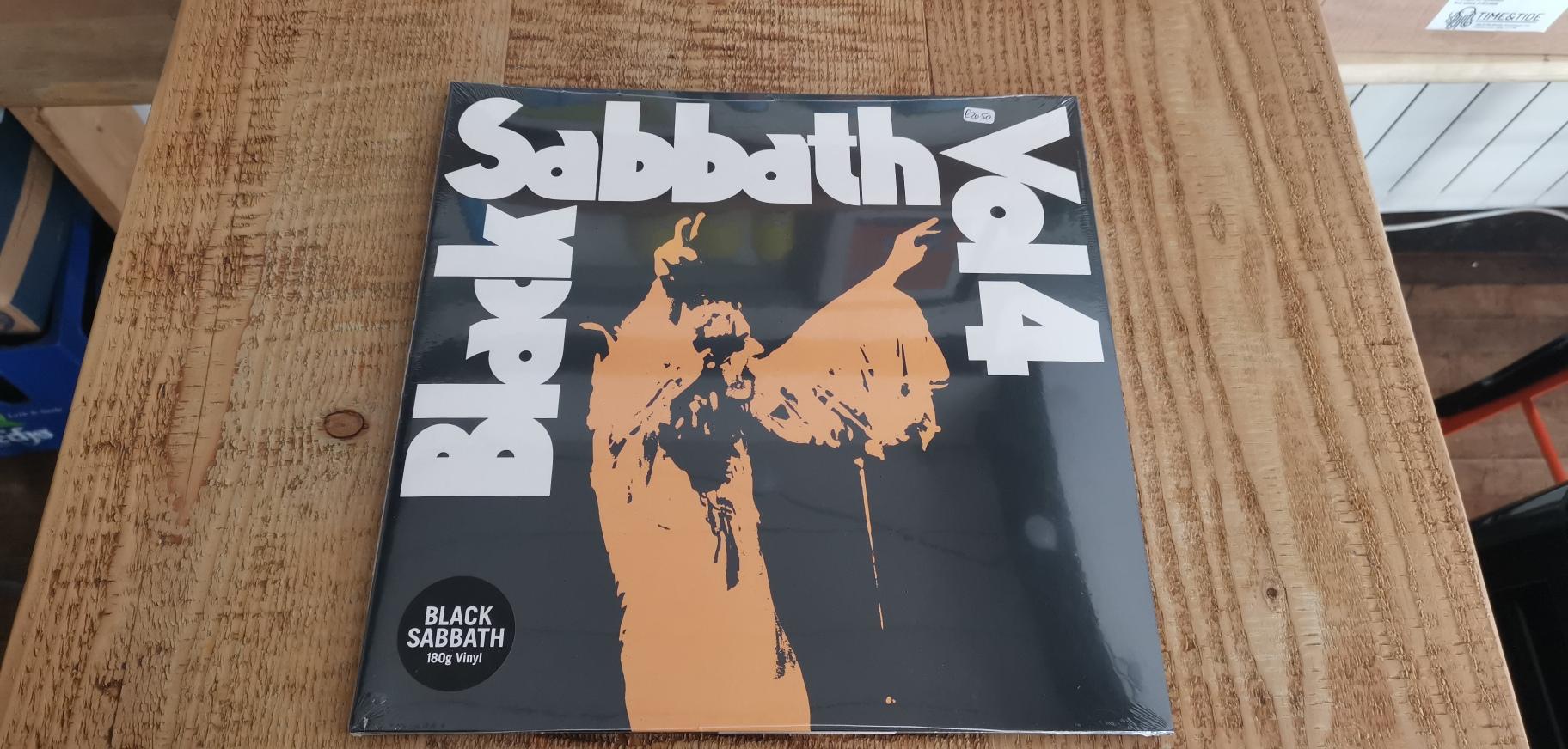 Black Sabbath - Vol 4 (Remastered 180g Vinyl)