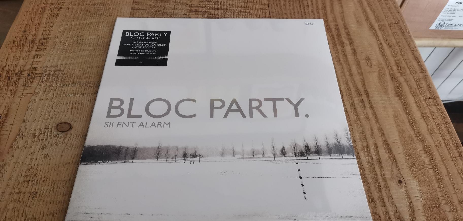 Block Party - Silent Alarm (Pressed on 180g Vinyl)