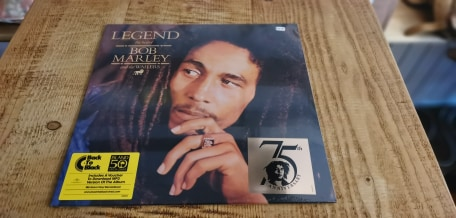 Bob Marley - Legend, The Best Of Bob Marley And The Wailers