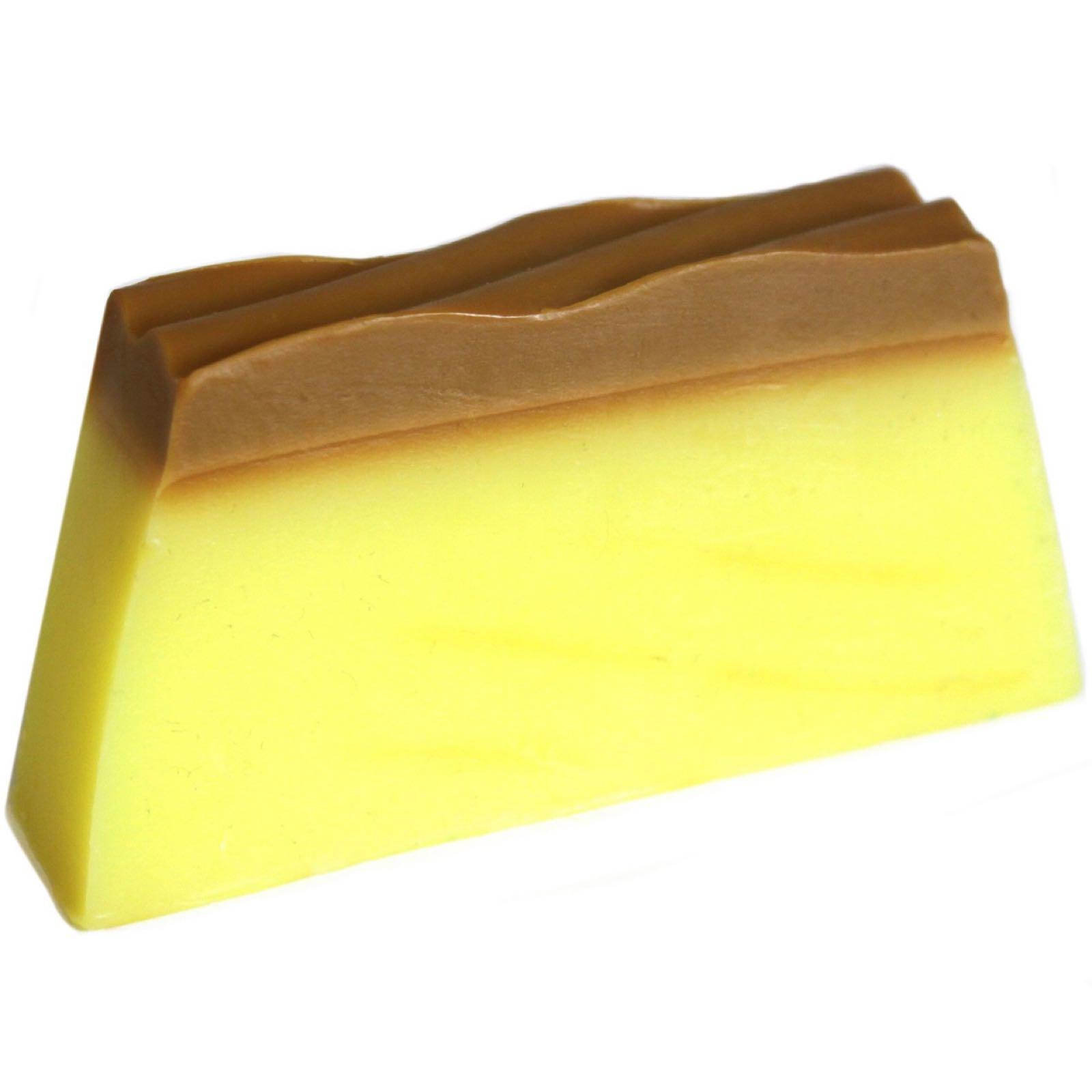 Pineapple Soap Slice