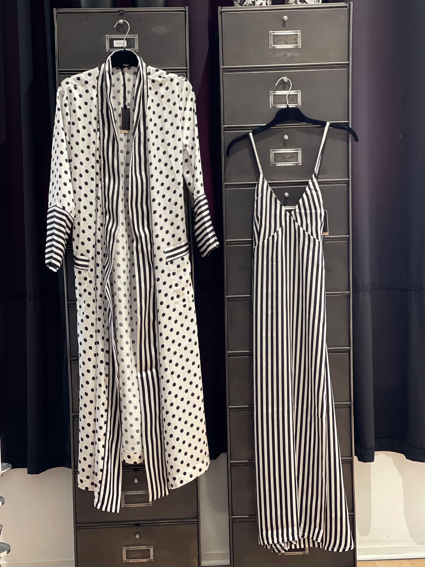 Elin lång klänning