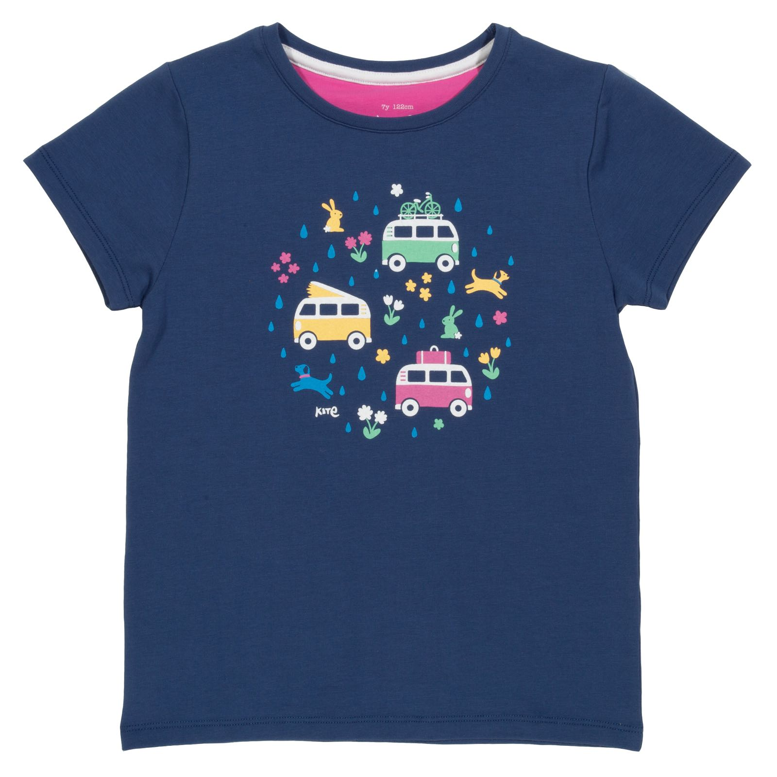 Kite Happy Campers T Shirt