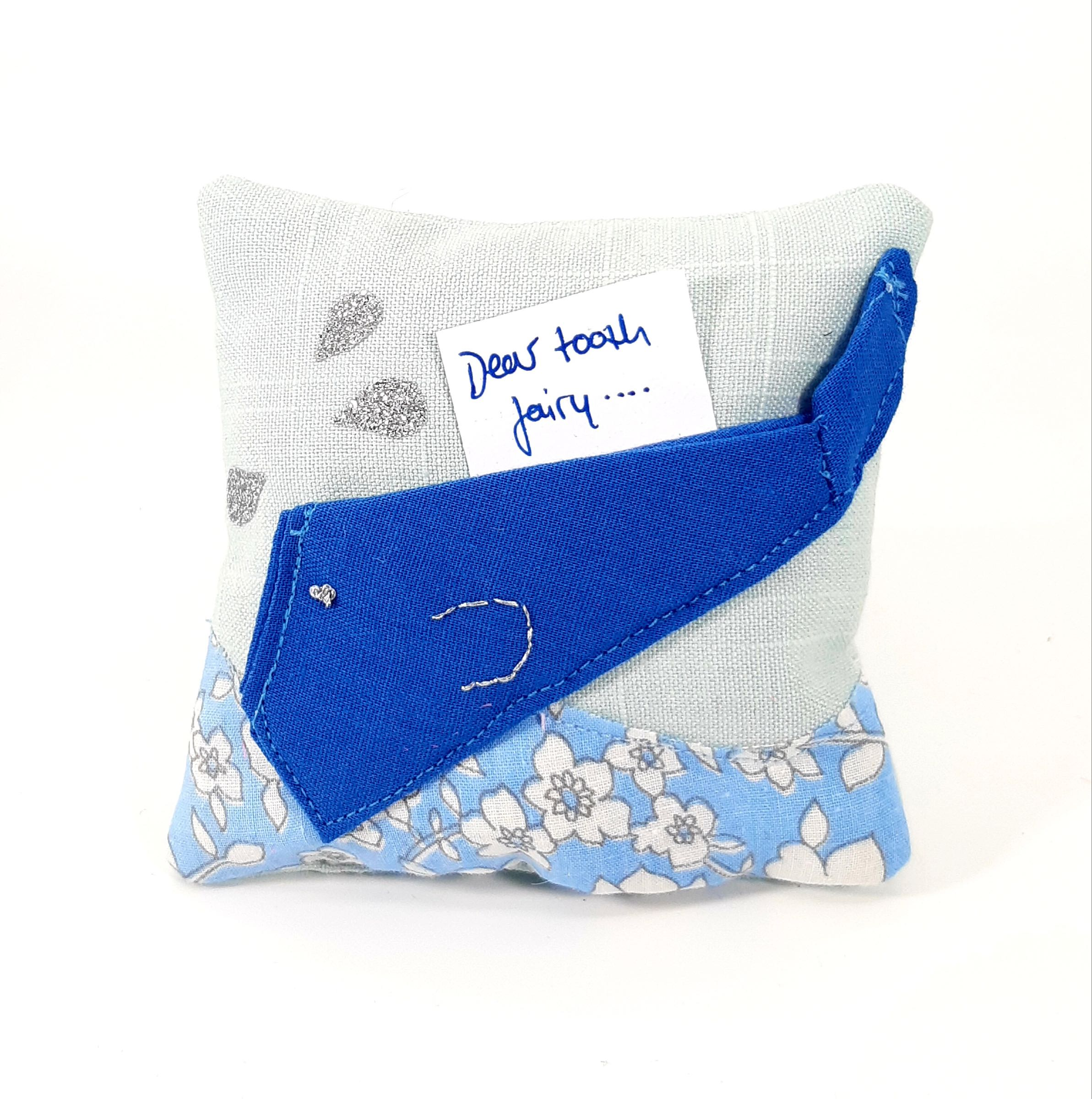 Origami Tooth Pillow