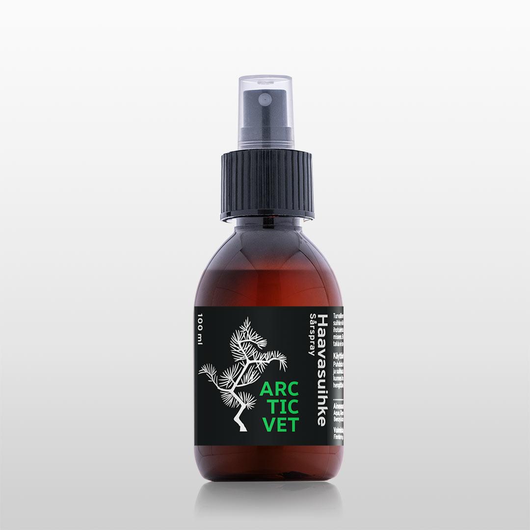 ArcticVet™-pihkasuihke, 100 ml