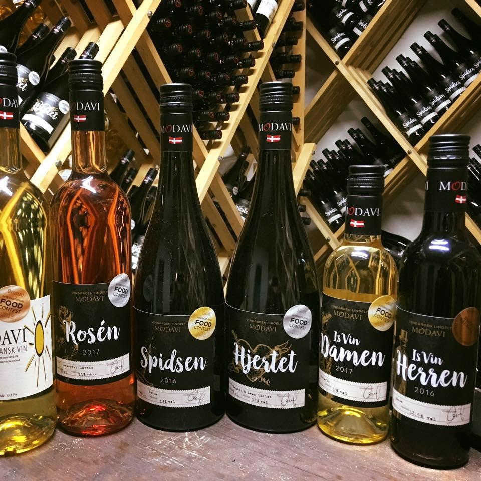 MODAVI - moderne dansk vin