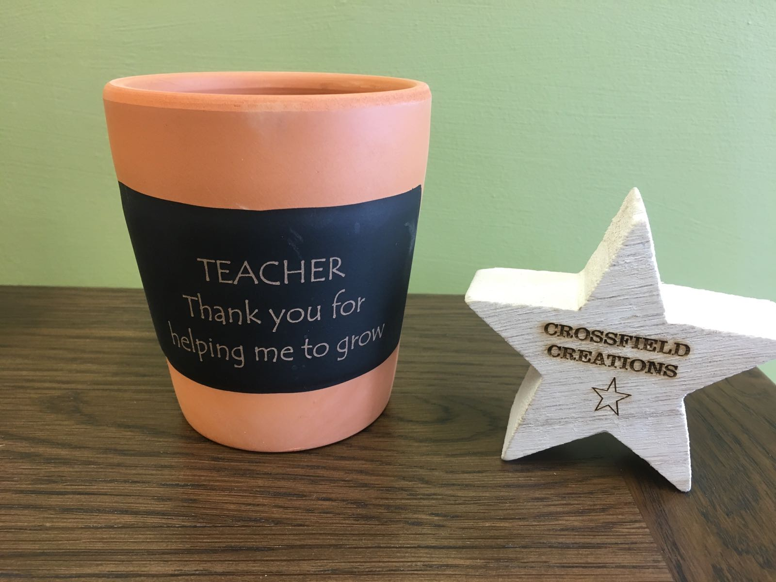 Teacher Plant Pot