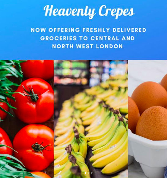 Heavenly Crepes Ltd