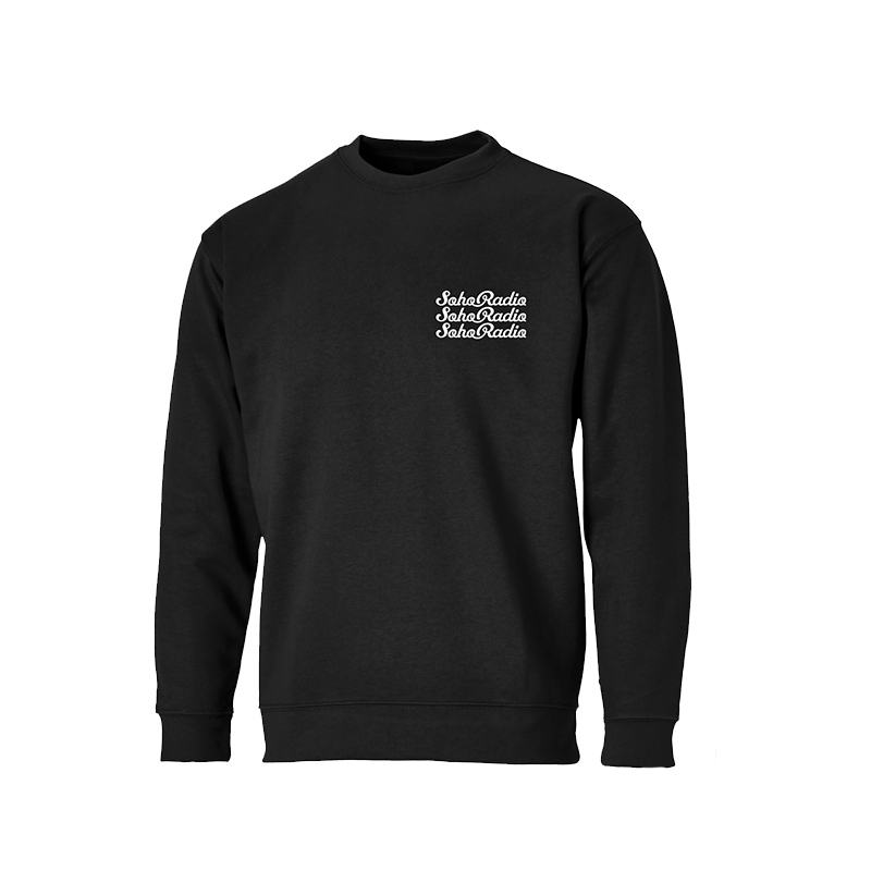 Soho Radio Black Sweatshirt #2