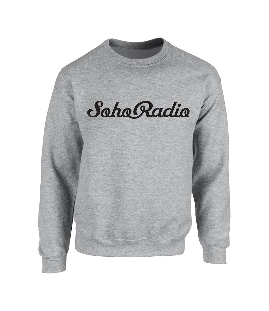 Soho Radio Grey Sweatshirt